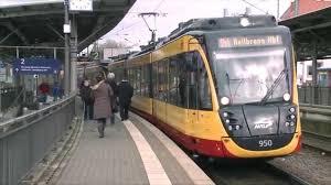 Mosbach Baden Stadtbahn Heilbronn Mosbach Youtube