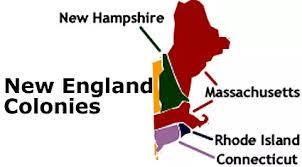 map of colonies thirteen colonies