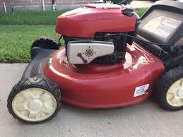 craftsman briggs and stratton gold lawn mower 6 75