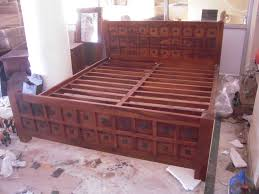 Sheesham Wood Furnitures In Bangalore Indian Wooden Storage Bed Wooden Double Bed Wooden Beds From