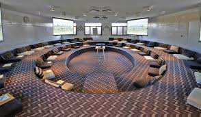 just something different meeting room idea la arena chateauform