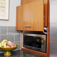kitchen microwave ideas how to integrate a microwave