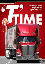 kenworth trucks bayswater powertorque kenworth t610 u0027t u0027 time by paccar australia issuu