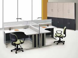 used office furniture desktop wallpaper araspot com download