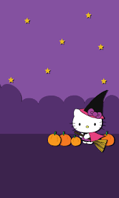 halloween cartoon wallpaper 217 best hello kitty wallpaper images on pinterest hello kitty