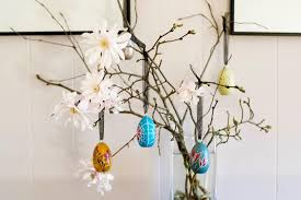 Easter Decorations For Tree by Create Decorative Wooden Eggs For Spring Hgtv
