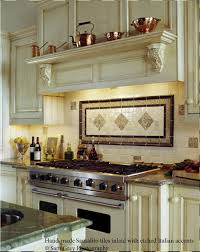 Backsplash Ideas For Behind The Range  Bronzetile - Backsplash designs behind stove