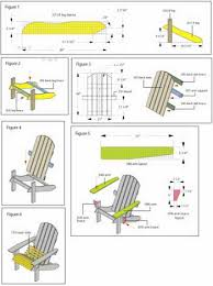 Adirondack Chairs Blueprints Free Diy Adirondack Chair Plans Build Adirondak U0026 Muskoka Chair