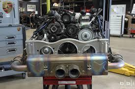 porsche gt3 engine porsche flat 6 engine build bbi autosport 4 25 liter 997