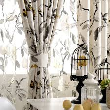 Ivory Linen Curtains Vintage And Leaf Ivory Linen Curtains