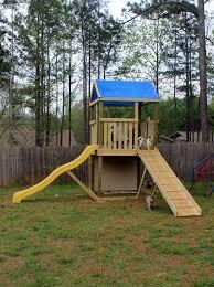 Small Backyard Swing Sets by 25 Best Swing Set Parts Ideas On Pinterest Swing Set Brackets