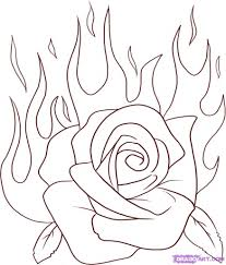 how do u draw a rose must watch and learn how to draw beautiful
