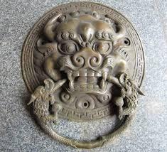 door knocker chinese dragon head doors of all colors pinterest