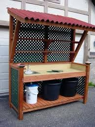 potting tables for sale incredible add some stunning ornaments with potting benches for sale