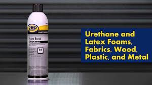 Upholstery Spray Glue Foam Bond Web Adhesive For Upholstery Foam Zep Professional Youtube
