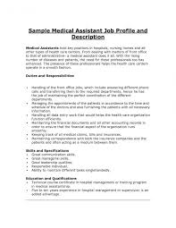 resume format administration manager job profiles jd templates hospital administration manager job description