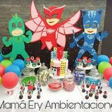 pj masks party ideas catch party