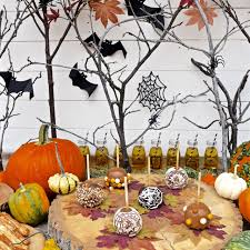 haunted forest halloween party make life lovely