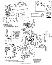 briggs engine parts diagram briggs wiring diagrams instruction