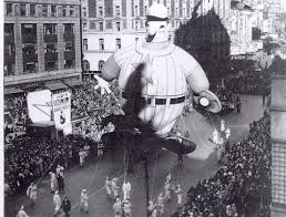 nine decades of macy s thanksgiving day parade in photos curbed ny