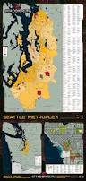 Seattle Map Downtown by Preview District Map For The German Seattle Box Set Shadowrun