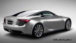 lexus coupe 2014 concept to reality part one 2005 lexus lf a coupe in 31 high
