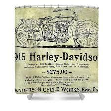 Harley Shower Curtain Kawasaki Shower Curtains Fine Art America