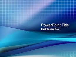 business powerpoint templates free blue grid powerpoint background f u2026