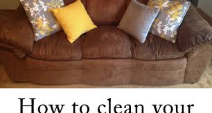 Best Leather Cleaner For Sofa Amazing How To Clean Fabric Sofa Arms Redglobalmxorg Pic For Best