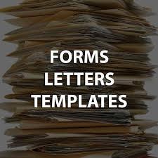 hr forms letters u0026 templates u2013 provetccg