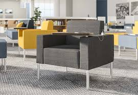 One And Three Chair Mozzo Lounge Modular Eko Contract