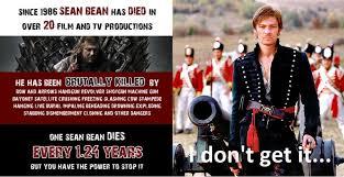 Sean Bean Memes - save sean bean poster i made a long ago imgur