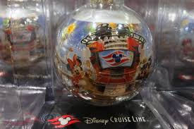 Cruise Ornament 2012 Disney Cruise Line Merchandise Collection The Disney