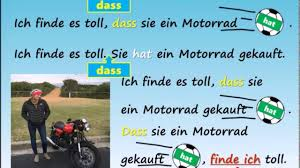 si e auto b german subordinating conjunctions niveau b intermediate
