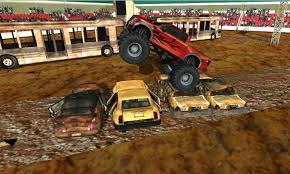 monster trucks jam games monster truck stunt rampage android apps on google play