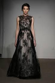 blog the uniqueness of black wedding dresses img06 jpg