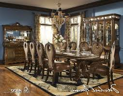 country formal dining room reinforced foam padded seat