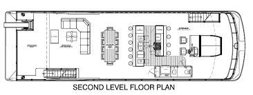 100 houseboat floor plans custom sumerset houseboat house
