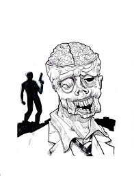 100 ideas free zombie coloring pages emergingartspdx