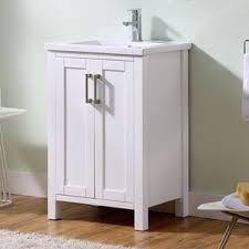 Single Vanity For Bathroom by 24 Inch Bathroom Vanities You U0027ll Love Wayfair