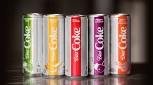 Coke Can Six Flags Coca Cola Rebrands Diet Coke For Millennials But What U0027s In The