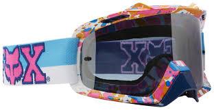 fox motocross goggles fox racing airspc 360 image sx15 atlanta le goggles cycle gear