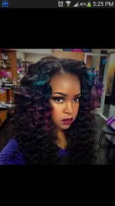 black hair weave part in the middle 16 best dream weave images on pinterest hairdos long braids and