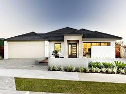 Home Design Exterior Ideas Photo Of A Concrete House Exterior From Real Australian Home