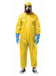 breaking bad costume breaking bad hazmat suit costume maskworld