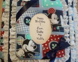 Mickey Mouse Photo Album Disney Album Etsy