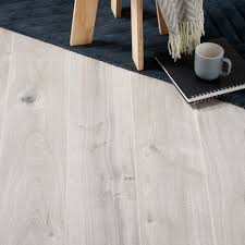 Sticky Back Laminate Flooring Leggiero Grey Concrete Effect Laminate Flooring 1 72 M Pack