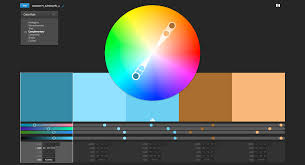 color generator tweak your slides