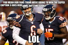 Funny Chicago Bears Memes - green bay fudgepackers at least we have a better nickname