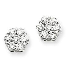back diamond earrings captain s treasure chest jewelry since 1986 earrings